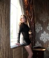 Таня, массажистка 25 лет