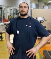 Михаил, массажист 42 года
