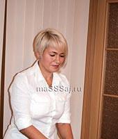 Татьяна, массажистка 44 года