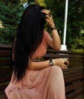 Анита, массажистка 26 лет