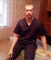 Алексей, массажист 43 года