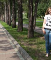 Елена, массажистка 26 лет