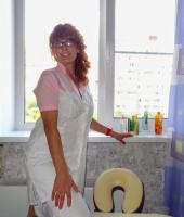 Лиза, массажистка 42 года