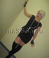 Тамара, массажистка 46 лет