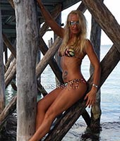IRISHA, массажистка 46 лет