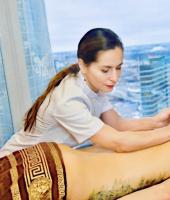 Свирина Екатерина, массажистка 29 лет