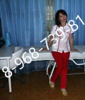 Карина, массажистка 38 лет