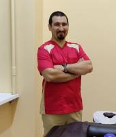 Виталий, массажист 28 лет