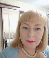 Лена, массажистка 51 год