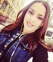Дина, массажистка 23 года