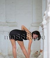 Юля, массажистка 24 года