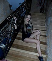 Светлана, массажистка 26 лет