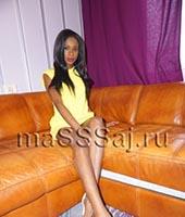 Лили, массажистка 24 года