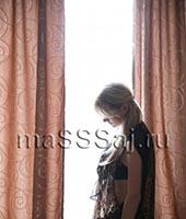 Ира, массажистка 25 лет