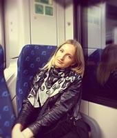 Виктория, массажистка 26 лет