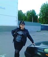 Алена, массажистка 32 года