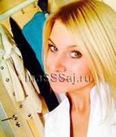 Ирина, массажистка 33 года