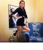 Варвара, массажистка 26 лет