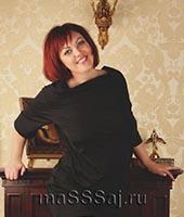 Алёна, массажистка 37 лет