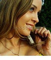 Елизавета, массажистка 28 лет