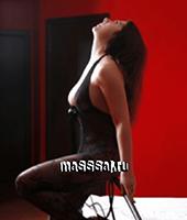 Алла, массажистка 28 лет