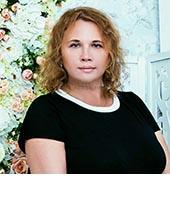 Марина, массажистка 44 года
