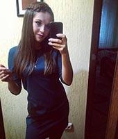 Татьяна, массажистка 26 лет