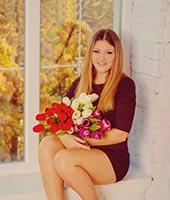Василиса, массажистка 26 лет