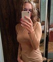 Милана, массажистка 24 года