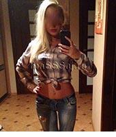 Настенька, массажистка 30 лет