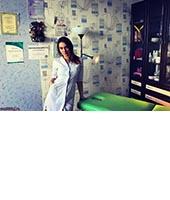 Валерия, массажистка 26 лет