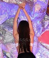 Анна, массажистка 25 лет