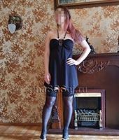 Алёна, массажистка 27 лет