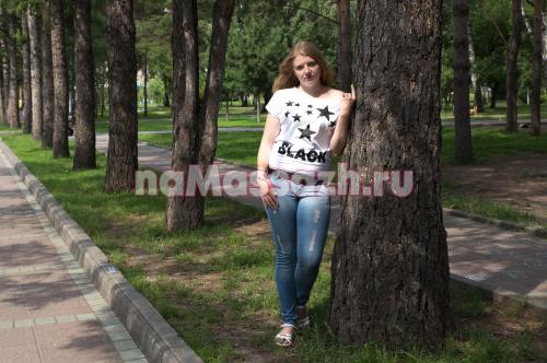 Массажистка Елена Новосибирск